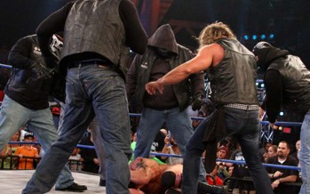 TNA produces 5 part series on the whole Aces & Eights back story