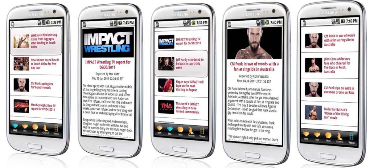 W-O News for Android available now for European customers