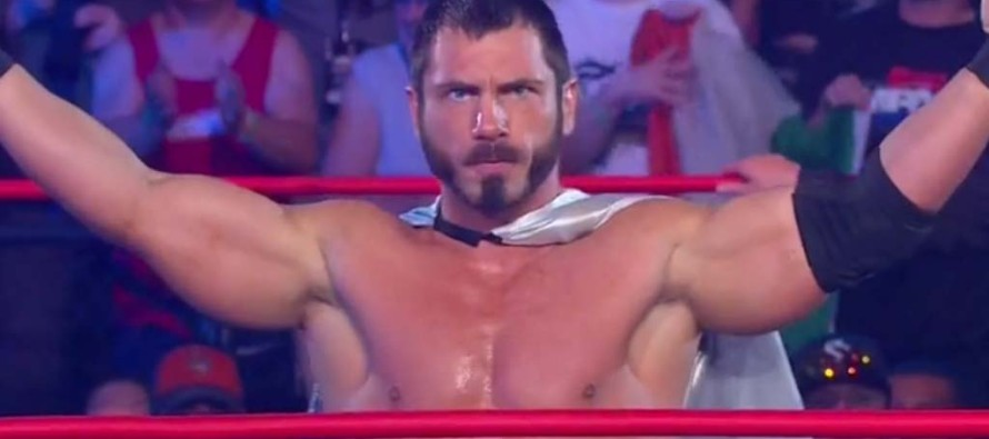 Austin Aries signs long term deal with TNA