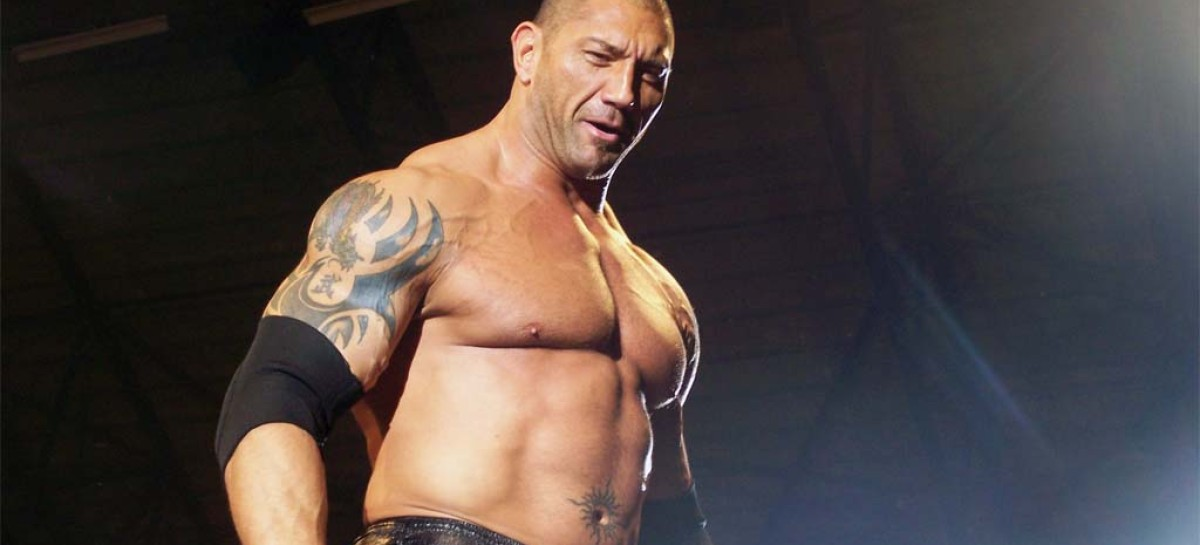 Batista added to the cast of upcoming Kickboxer movie