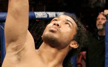 Benson Henderson steps out the cage in Denver still LW Champ