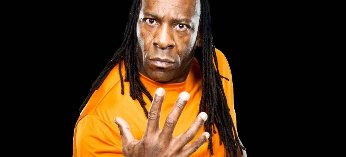 Booker T announced for the WWE Hall of Fame class of 2013