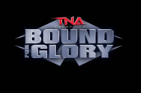 Spike TV to air one hour Bound For Glory special
