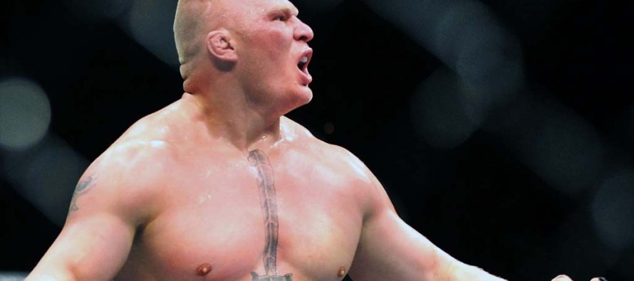Dana White says Brock Lesnar is not coming back to the UFC