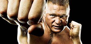 Brock Lesnar (fist)