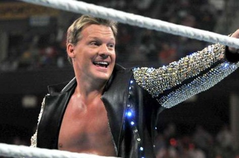 Chris Jericho to let fans write foreword of his new book