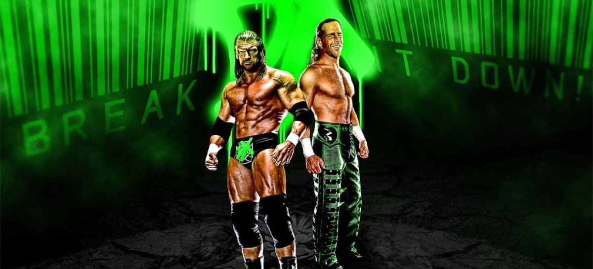 D-Generation X invades NXT and humiliates Damien Sandow again