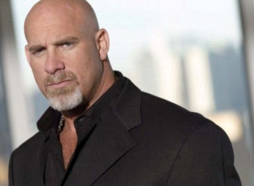 Goldberg ready for one last wrestling match