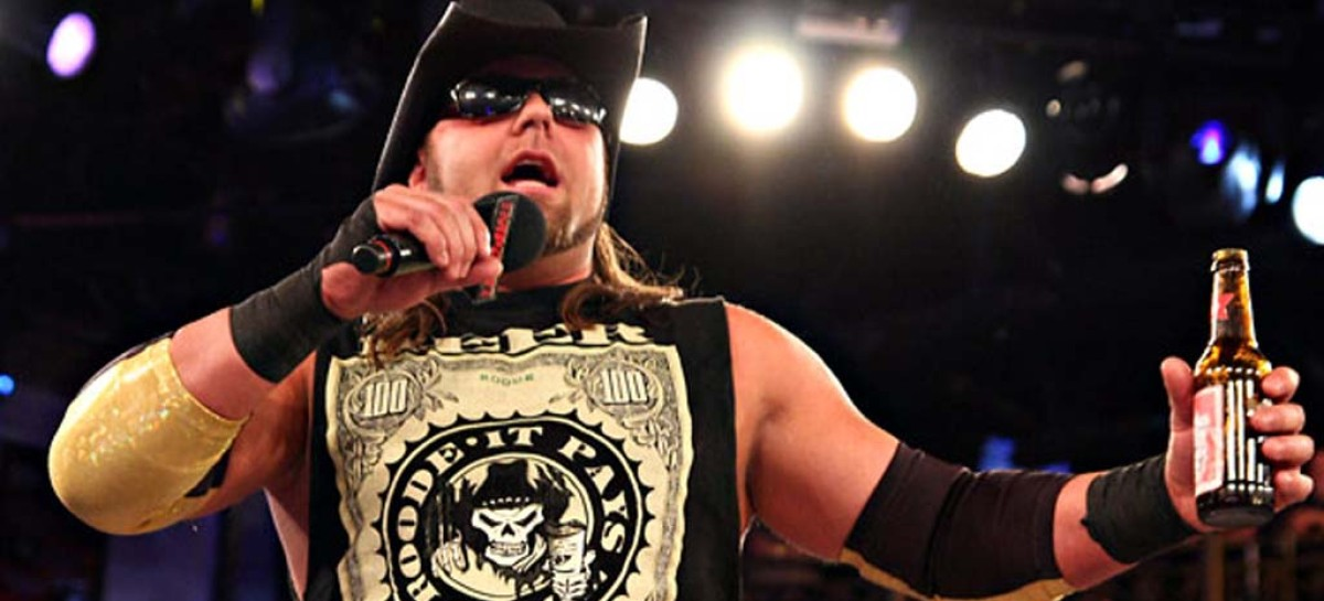 """""""Cowboy"""" James Storm wants reality TV show for his new business"""