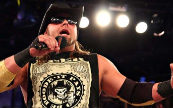 """Cowboy"" James Storm wants reality TV show for his new business"