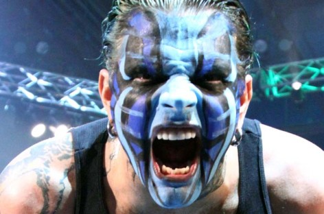 Jeff Hardy takes nasty bump at TNA Lockdown tapings