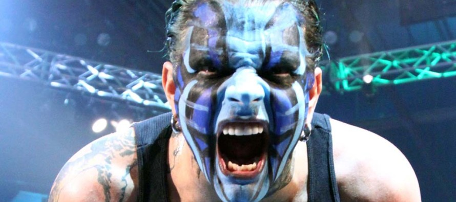 Jeff Hardy off UK tour due to legal problems