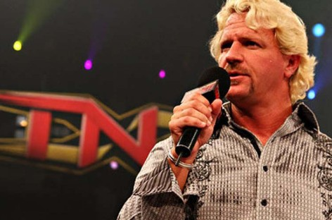 Jeff Jarrett speaks for the first time since leaving TNA