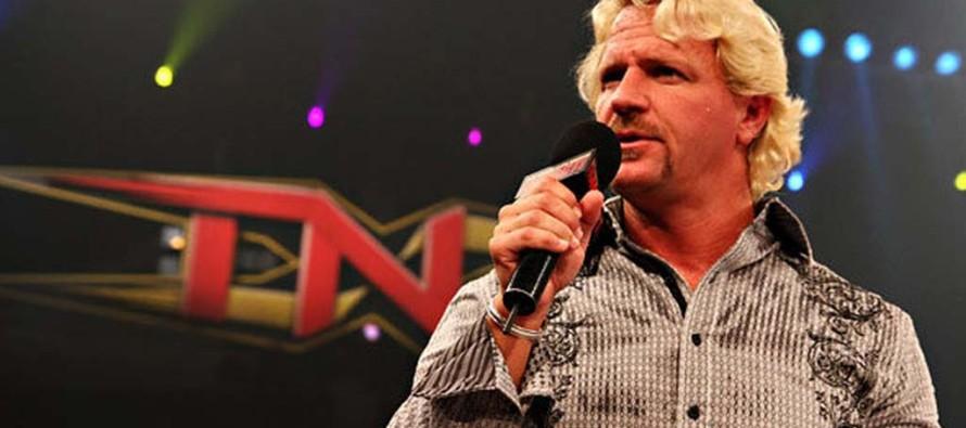 Jeff Jarrett speaks for the first time since leaving TNA