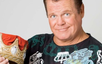 "Jerry ""The King"" Lawler returning to the ring this month"