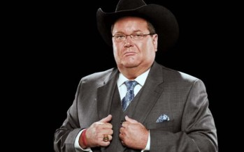 "Jim Ross takes his ""Ringside"" show to New York today"