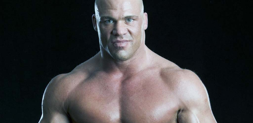 Kurt Angle announced as the second inductee in the TNA Hall of Fame