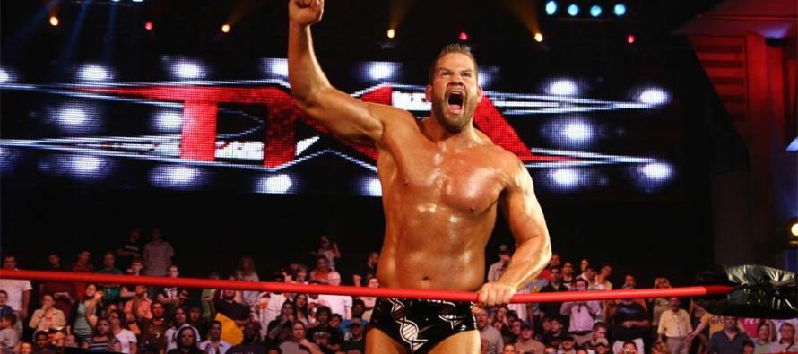 Matt Morgan returns to TNA during non-televised live event