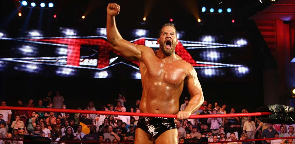 Matt Morgan returns to TNA during non-televised live event