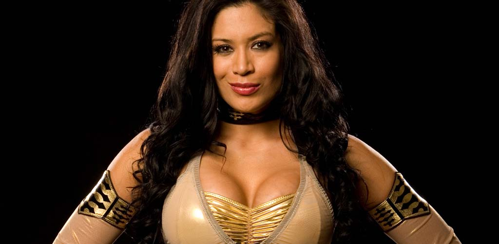 Over 30 personal photos of Melina, including nudes, leaked online