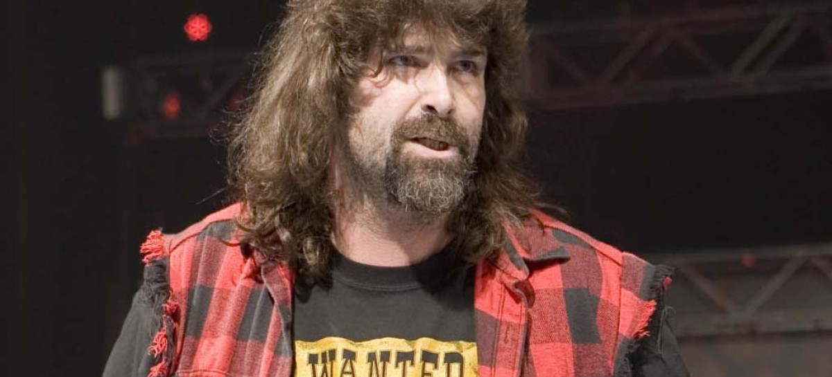 Report of Mick Foley's stand up comedy tour from Brisbane, Australia