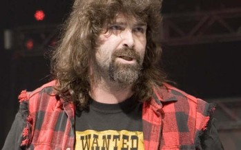 Terry Funk to induct Mick Foley in the WWE Hall of Fame