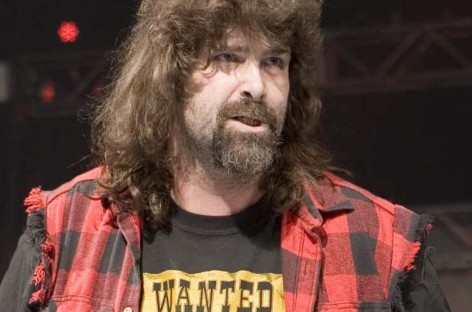 Mick Foley to do stand up comedy gig live on AXS TV