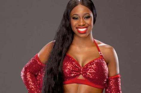 WWE Diva Naomi out for up to six weeks