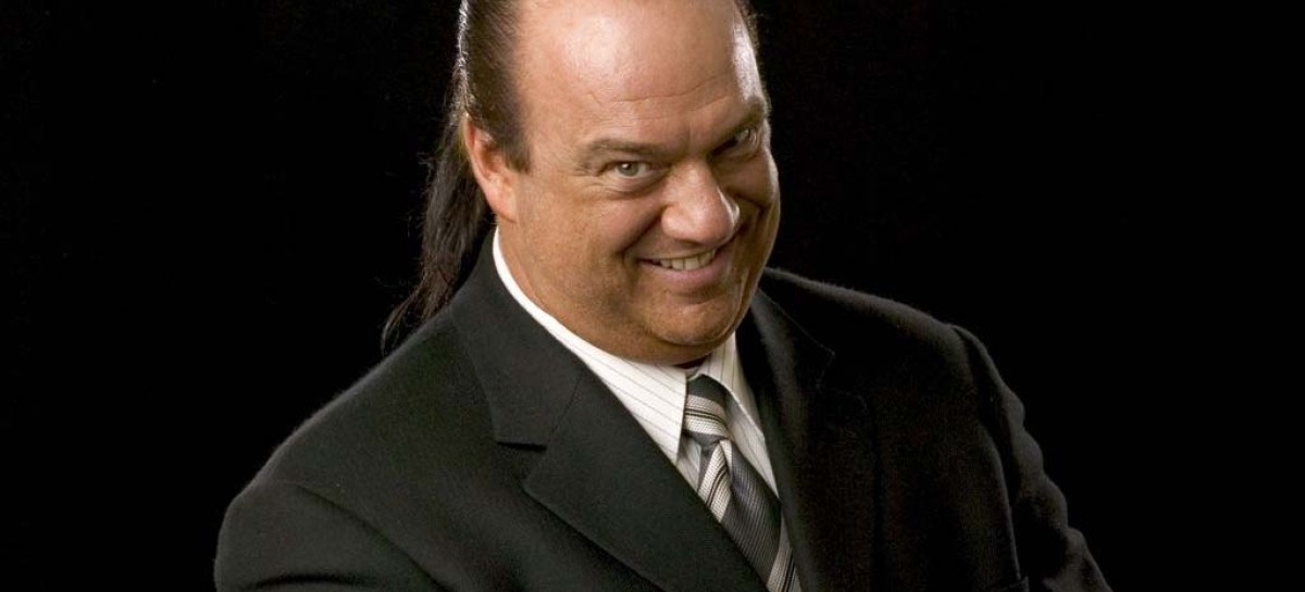 Paul Heyman's father passes away