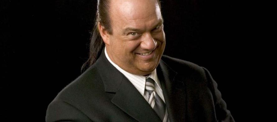 WWE planting seeds for Heyman/Punk breakup