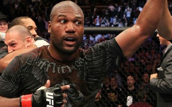 Rampage Jackson to appear on IMPACT live tomorrow