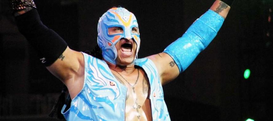 Rey Mysterio returns on WWE television