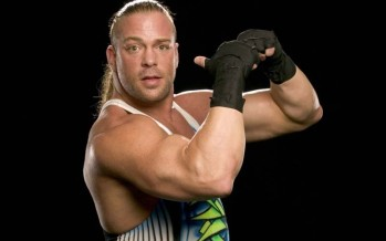 Rob Van Dam back in WWE at WrestleMania weekend