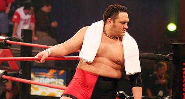 Samoa Joe leaves TNA Wrestling