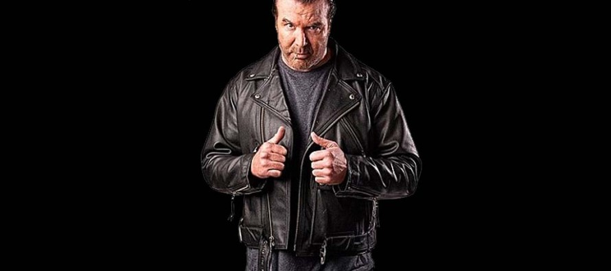 Scott Hall records video message from DDP's house in Atlanta