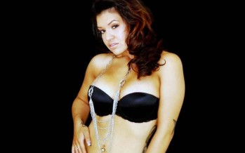 Former WWE developmental Diva Shaul Guerrero shows off her ink