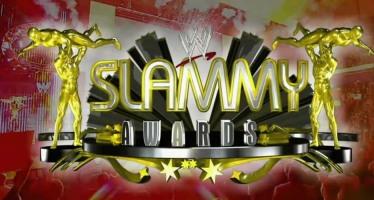 Slammy Awards set for Raw on December 8