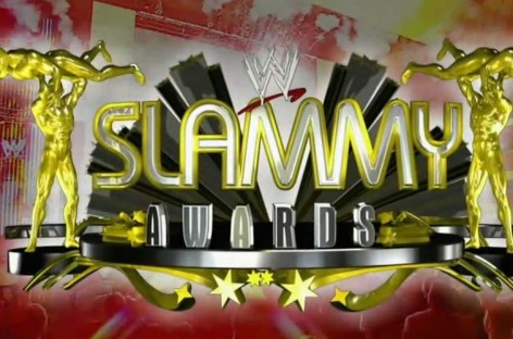 Slammy Awards set for Raw on December 8