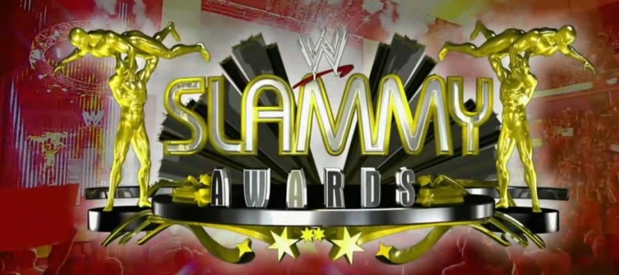 Slammy Awards to return on RAW on December 9