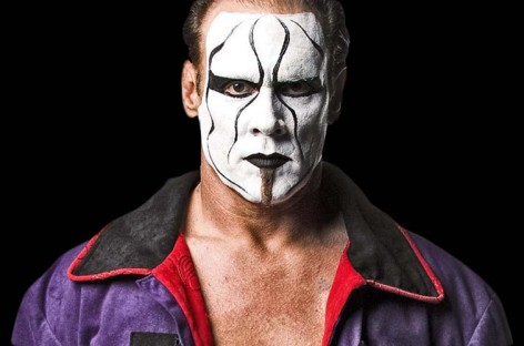 Sting returning to TNA on 1/3/13