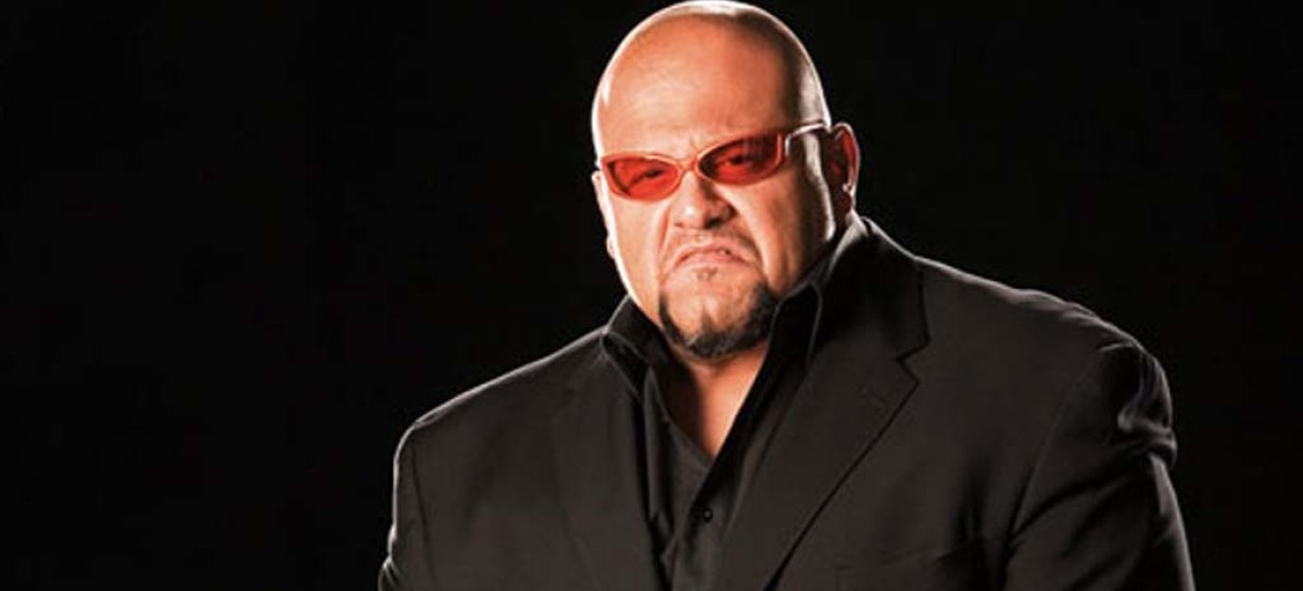 Taz is revealed as the newest member of Aces & Eights