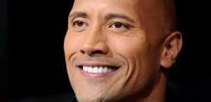 The Rock (Smiling)