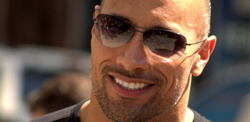 Dwayne Johnson's latest movie Snitch opens today
