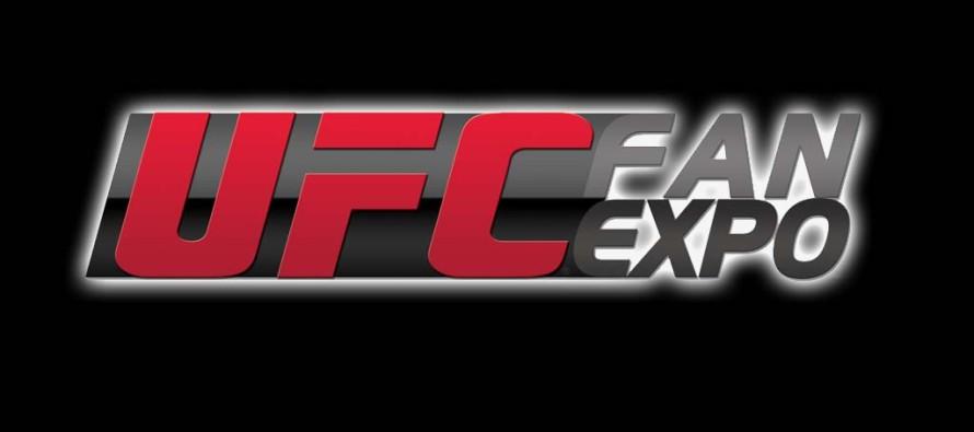 UFC announces Fan Expo 2013 in Las Vegas for July
