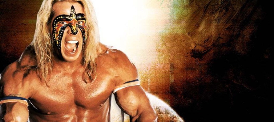 Ultimate Warrior DVD/Blu-Ray in production for April release