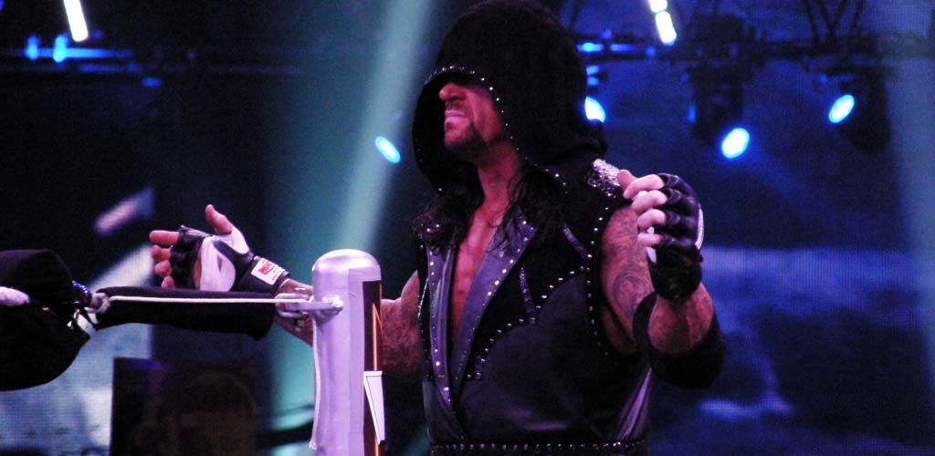 The Undertaker to wrestle on RAW next week from London