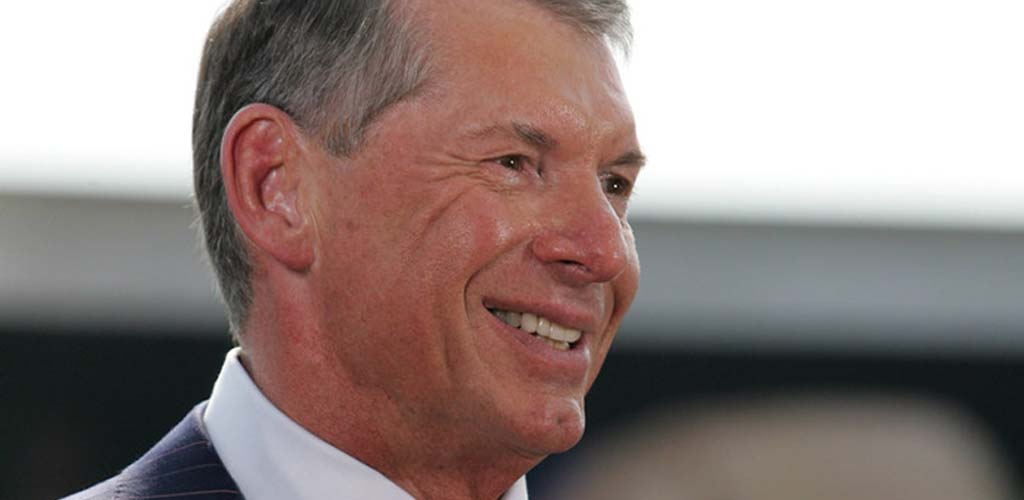 Vince McMahon finally posts his first tweet!