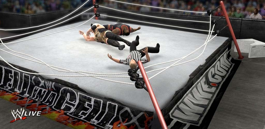 WWE '13 video game released in stores today