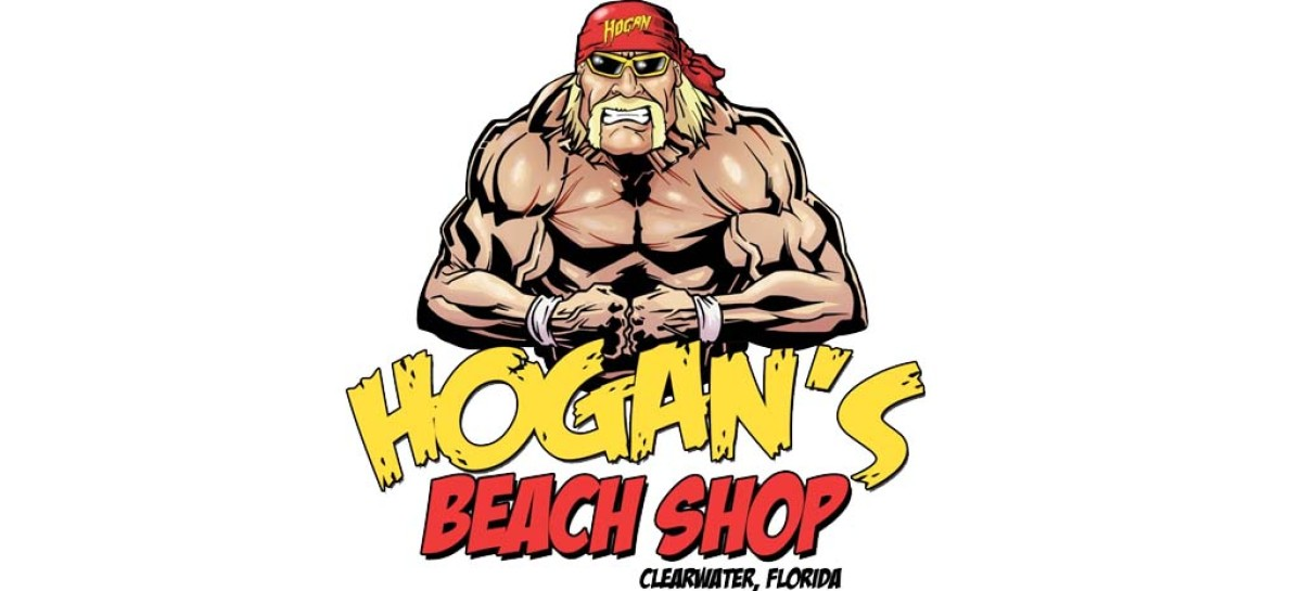 Hulk Hogan opens Hogan's Beach Shop in Clearwater