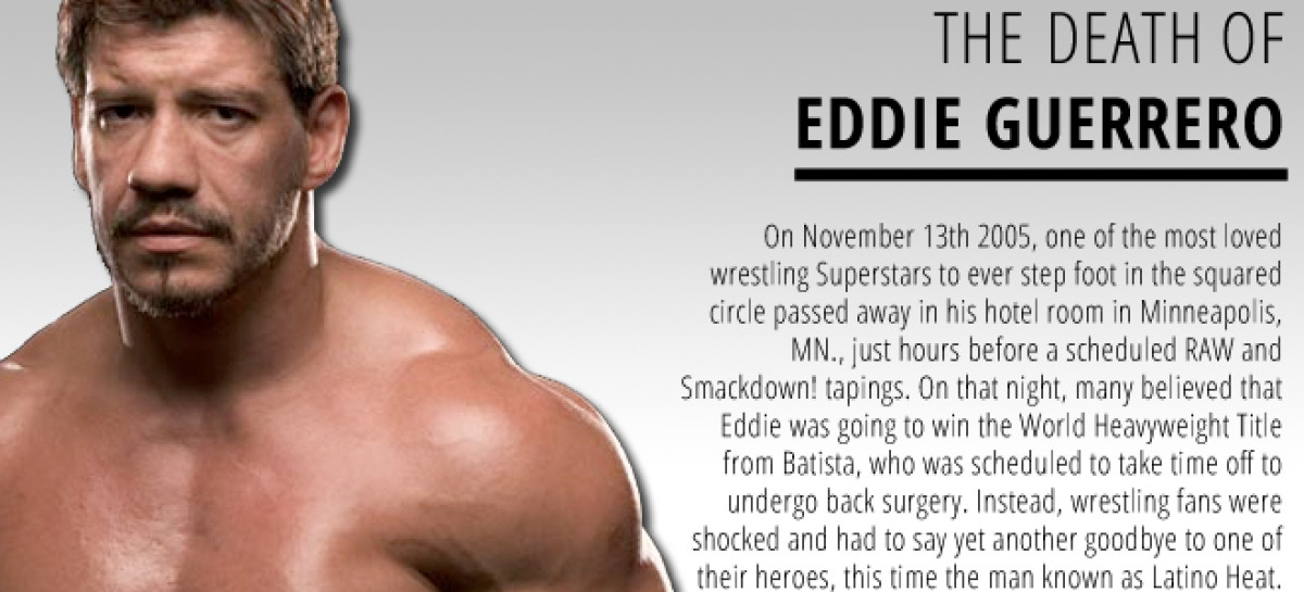 The Death Of Eddie Guerrero